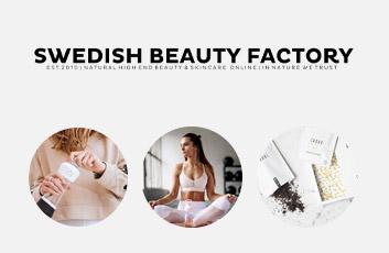 swedish beauty factory